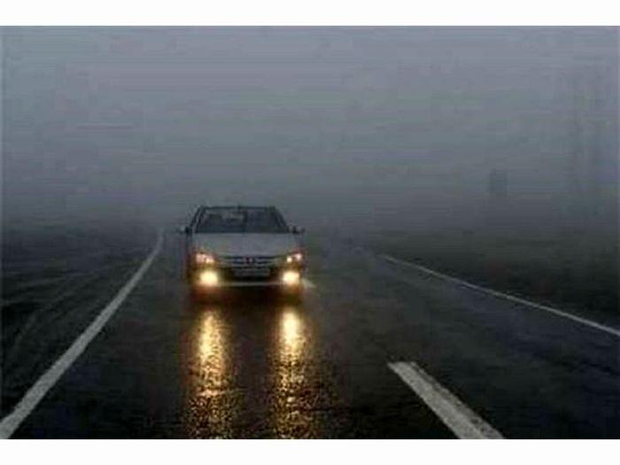 توصیه های پلیس راه استان به رانندگان در هوای بارانی