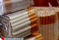 کشف 33 هزار نخ سیگارخارجی قاچاق در میانه